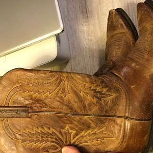 Lucchese Crayton Boots Style N1547 Size 11D
